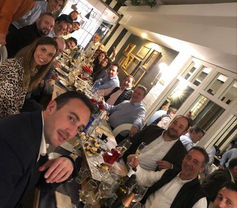 Encuentro Socios Navidad 2019